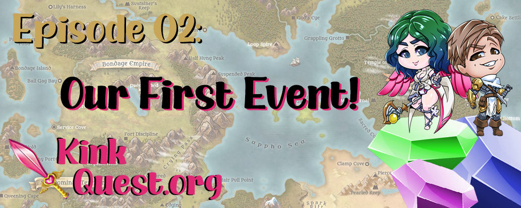 Episode 2 – Our First Event