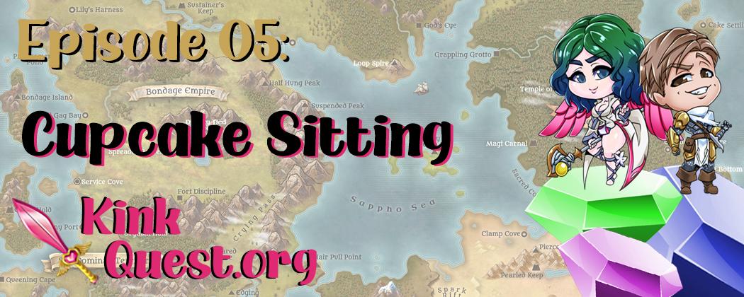 Episode 5 – Cupcake Sitting