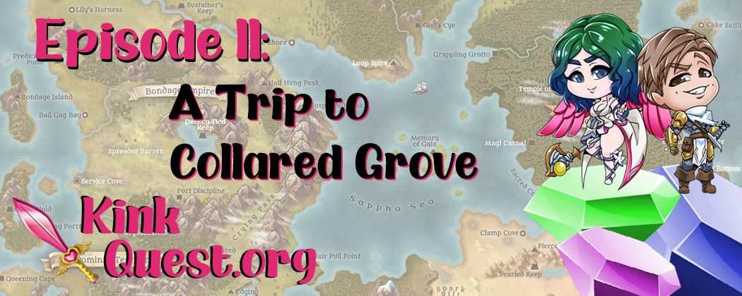 Episode 11 – A Trip to Collared Grove